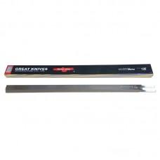 Лезвие 12E для раскройных вертикальных ножей сабельного типа