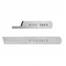 Ножи 81001127+81001126 (комплект) для оверлока Textima Altin 8515