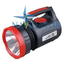 Фонарь переносной аккумуляторный YAJIA YJ-2890(SY)K 20W (USB/FM/Power Bank)