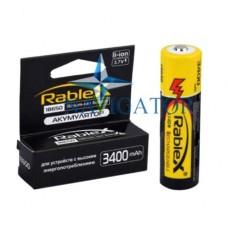 Аккумулятор Rablex 18650 Li-Ion 3400 mAh