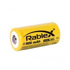 Аккумулятор Rablex 16340 Li-Ion 800 mAh