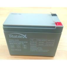 Аккумулятор Rablex 12V 9AH (20HR)