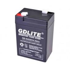 Аккумулятор GDLITE 6V 4.0Ah GD-645