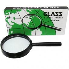 Лупа Straight-shank glass 60 мм