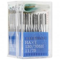 Бытовые швейные иглы Dotec HAx1, 130/705H 11/75 100 шт.