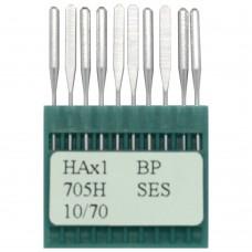 Бытовые швейные иглы Dotec HAx1, BP SES 705H 10/70 10 шт.