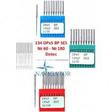 иглы Dotec 134 DPx5 BP SES, 10 шт.