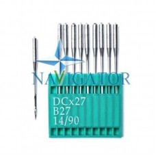 Промышленные швейные иглы Dotec DCx27 (B27) для оверлоков