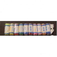 Нитка-резинка разноцветная
