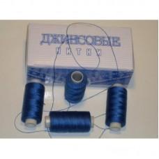 Нить джинсовая цвет синий, № 299