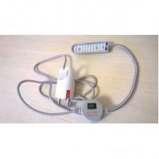 Светильник на магните 30 LED гибкий с вилкой OBS-830M-B